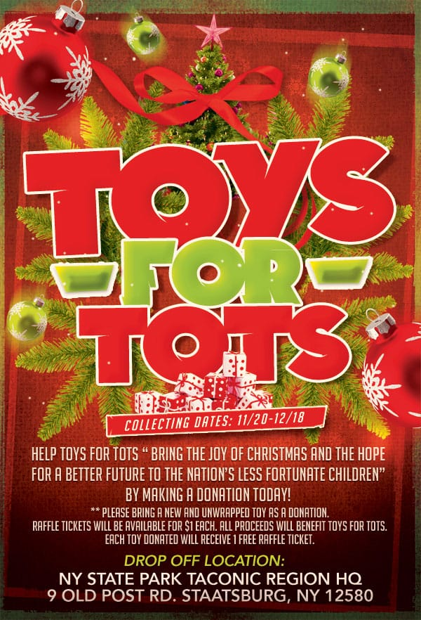 Toys For Tots Logo Flyer : Print design lockheed lee designs
